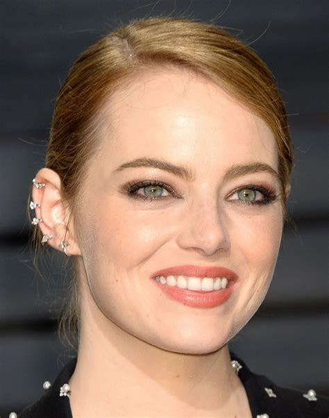 Emma Stone Vanity Fair Oscars