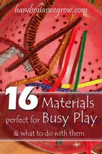 Activities to Keep Toddlers Busy