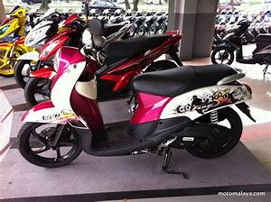 Yamaha Mio Fino Is Now In Malaysia At Rm6000
