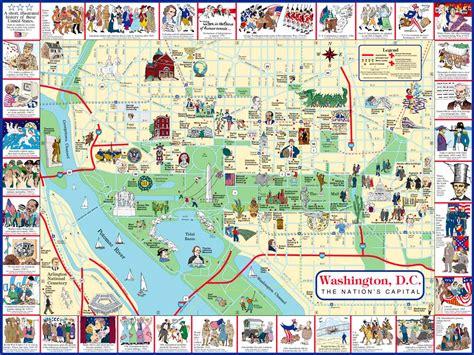 washington dc city map washington dc mappery