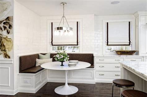 Built In Kitchen Banquette