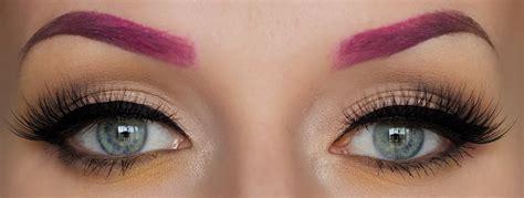 tips  dye eyelashes  eyebrows  home womens