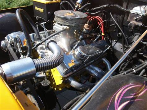 Purchase Used Jeep Full Custom Chevy Engine