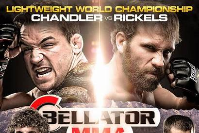 Bellator Rio Predictions Chandler Rickels Rancho