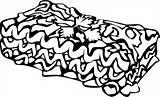 Lasagna Clip Clipart Clker sketch template