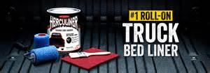 herculiner truck bed liner official site herculiner 1
