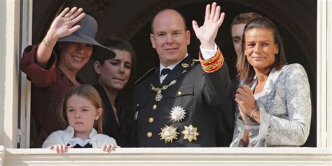 prince albert candidly opens    twins future