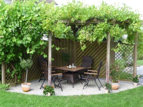Garten Unser Domizil Von Tineswohntraum  13276 Zimmerschau