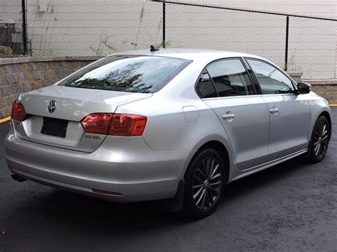 used 2012 volkswagen jetta sel wsunroof pzev at auto house