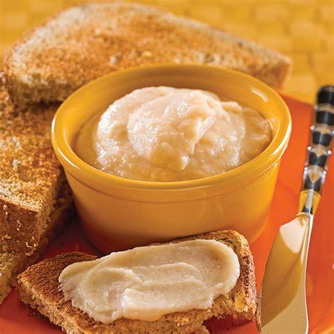 beurre cuisine beurre de pommes recettes cuisine et nutrition
