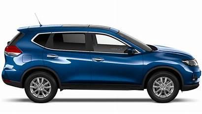 Nissan Trail Acenta Premium Sapphire Connecta Shown