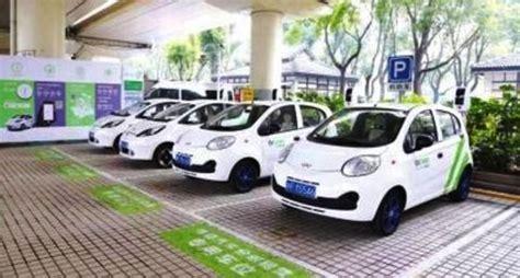 gofun launches electric car rental  rmb   hour