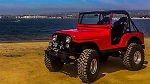 1973 Jeep Cj Cj5 W   Chevy 350 V8