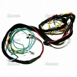 Ford Tractor Main Wiring Harness Series 600 700 800 900 1955