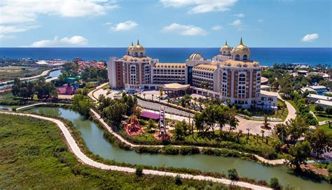 Delphin Antalya by Overview Delphin Be Grand Resort Lara Antalya