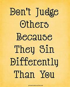 Judging Others Quotes. QuotesGram