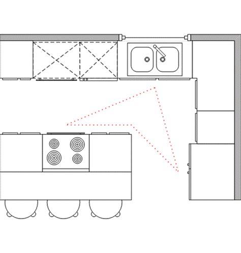 shaped kitchen layout dimensions chọn m 244 h 236 nh bếp ph 249 hợp với đ 236 nh L
