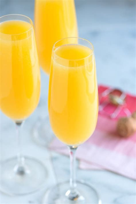 mimosa recipe mimosa cocktail