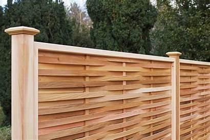 Weave Cedar Panels Range Western Prestige Garden