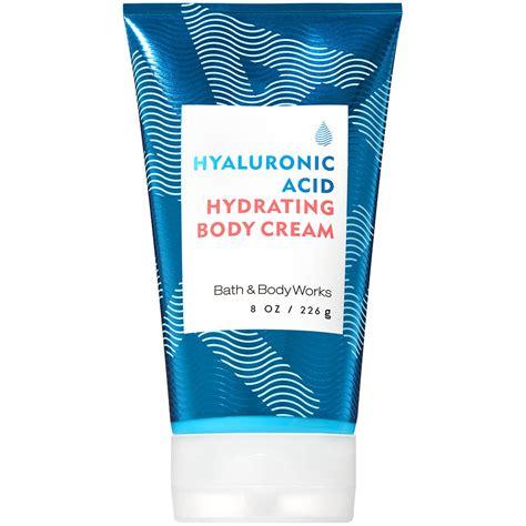 Amazon.com : Bath and Body Works WATER Hyaluronic Acid