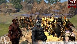 Camelot Unchained Erfolgreiches Pre Alpha Event Mit 500