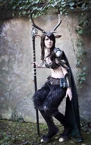 Faun cosplay by emilyrosa on DeviantArt