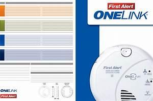 First Alert Smoke Alarm Sa520b User Guide