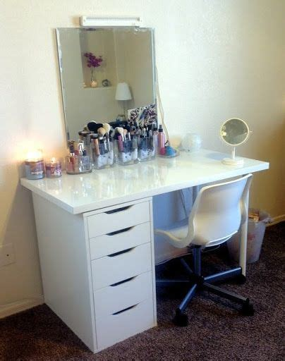Vanity And Desk by Best 25 Makeup Vanity Desk Ideas On Makeup