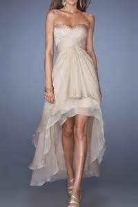 robe de mariã e courte devant et longue derriere robe chagne courte devant eternelle de soiree l182