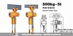 3 Ton Hoist Wiring Diagram