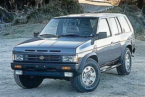 nissan sport 1990 1990 95 nissan pathfinder consumer guide auto
