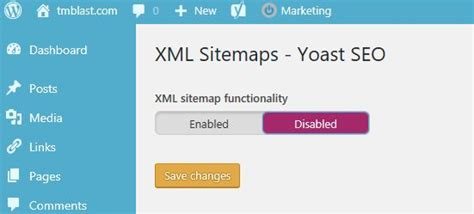 How Create Xml Sitemap Blast