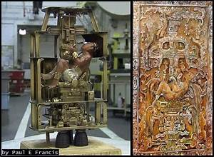 STAR GATES: Mayan Flying Machine?? The Mayan king known as ...