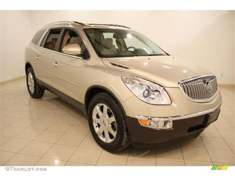Buick Enclave Colors by 2009 Gold Mist Metallic Buick Enclave Cxl 46697988