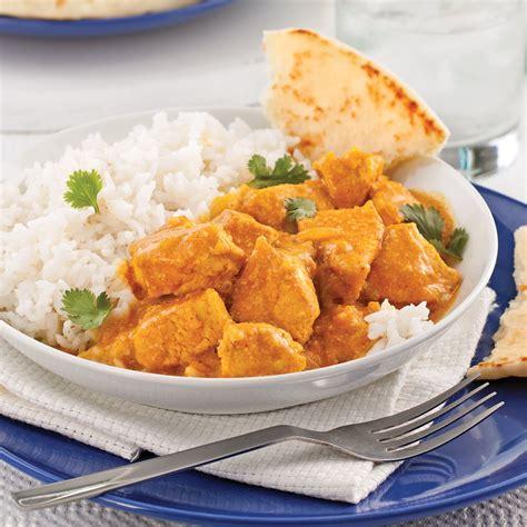 cuisine indienne riz cari de poulet à l 39 indienne et riz basmati recettes cuisine et nutrition pratico pratique