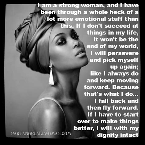 am strong black woman quotes