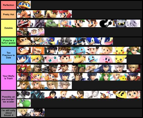 official smash ultimate discussion warning