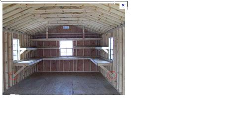 shed shelving advice building construction diy chatroom home improvement forum
