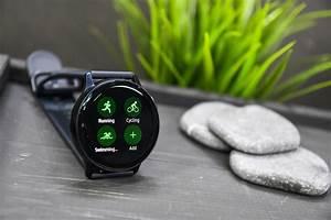 Samsung Galaxy Watch Active 2  First Run Impressions Video