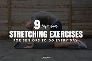 Exercises For Seniors  Stretching Exercises For Seniors Videos