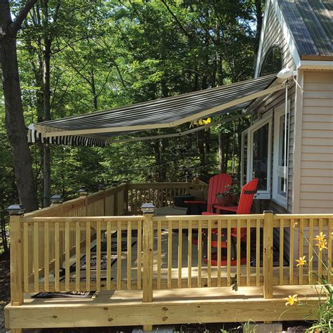 retractable awning roll  awning appleton wi
