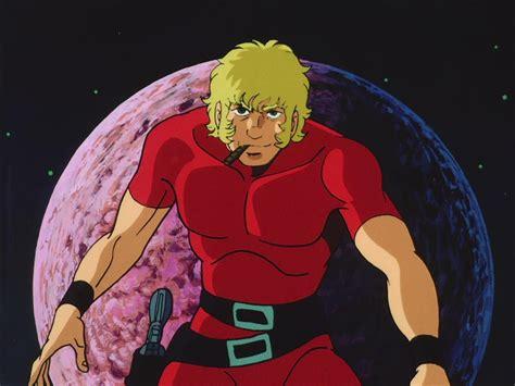 Anime Space Adventure Cobra Crunchyroll Adds Space Adventure Cobra And Cat S Eye
