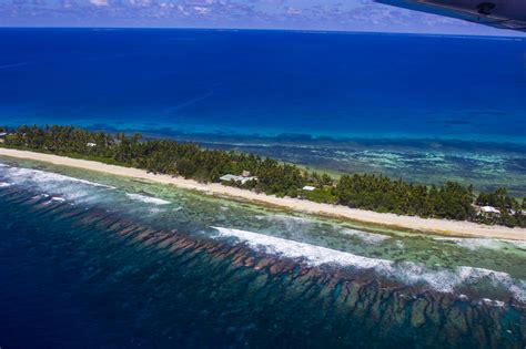 Main Funafuti island, tuvalu | Nick Hobgood | Flickr
