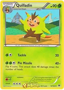 Quilladin - XY BREAKthrough #10 Pokemon Card