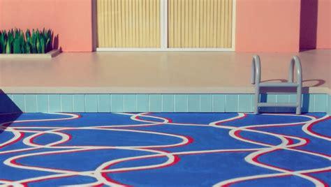 David Hockney's Californian Pools Ripple To Life In New
