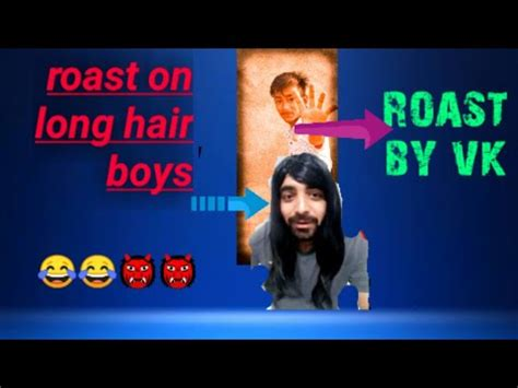 Whatever your plans are for the day, there's definitely a knowing how to braid can also lead you to create other hairstyles. Roast on long hair boys - YouTube