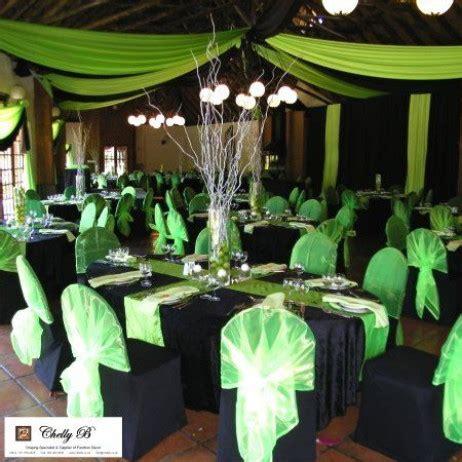 tenture de salle vert anis tenture mariage pas cher