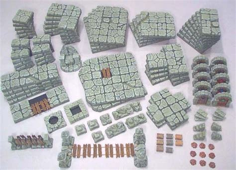 3d Dungeon Tile Molds by 25 Best Ideas About Hirst Arts On