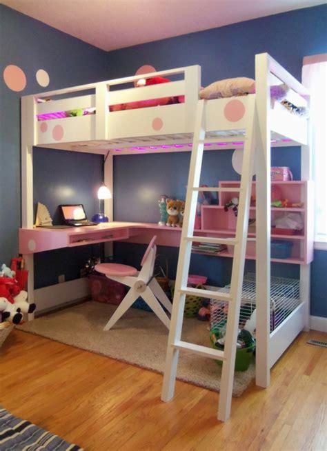 Dunkles Kinderzimmer Hell Gestalten by Hochbett Mit Schreibtisch Neue Tolle Vorschl 228 Ge