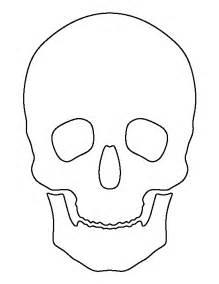 Printable Skull Stencils Templates